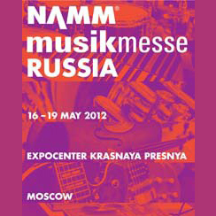 Выставка NAMM Musikmese Russia и Prolight + Sound NAMM Russia