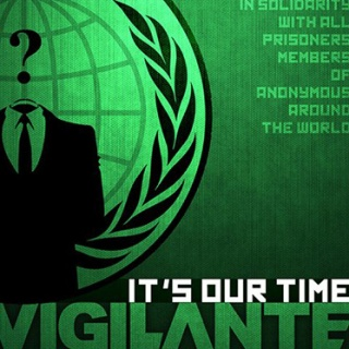 Vigilante - 'It's Our Time'