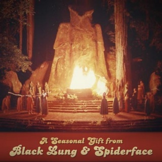 Black Lung & Spiderface - 'A Seasonal Gift'