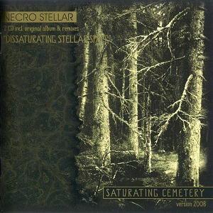 Necro Stellar – 'Saturating Cemetery/Dissaturating Stellar Space'