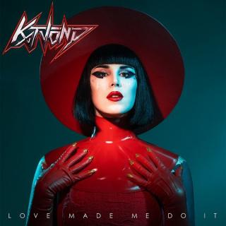 Рецензия на альбом Kat Von D - 'Love Made Me Do It'